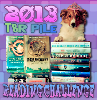 2013 TBR Reading Challenge