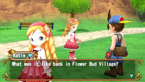Download Hero of Leaf Valley PSP ISO Highly Compressed
