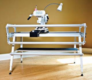Quilters Loft Company: Gently Loved Longarm Pfaff Grandquilter ... : pfaff long arm quilting machine - Adamdwight.com