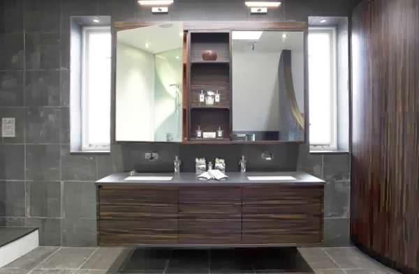 Floating Bathroom Vanity Ayanahouse