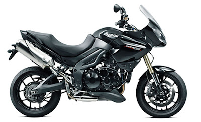 Triumph Tiger 1050 ABS 2012