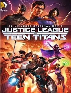 Justice League vs. Teen Titans (2016) [Latino]