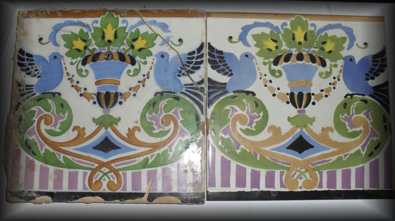 Alfareria y ceramicas gallardo - Copia de azulejos ...