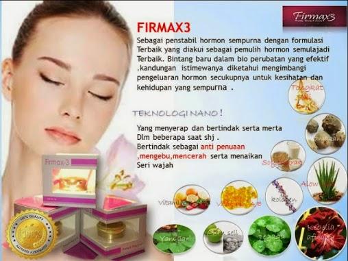 firmax3,krim terapi hormon
