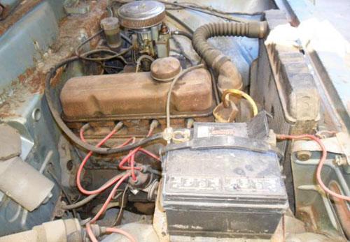 opel 1700 motor