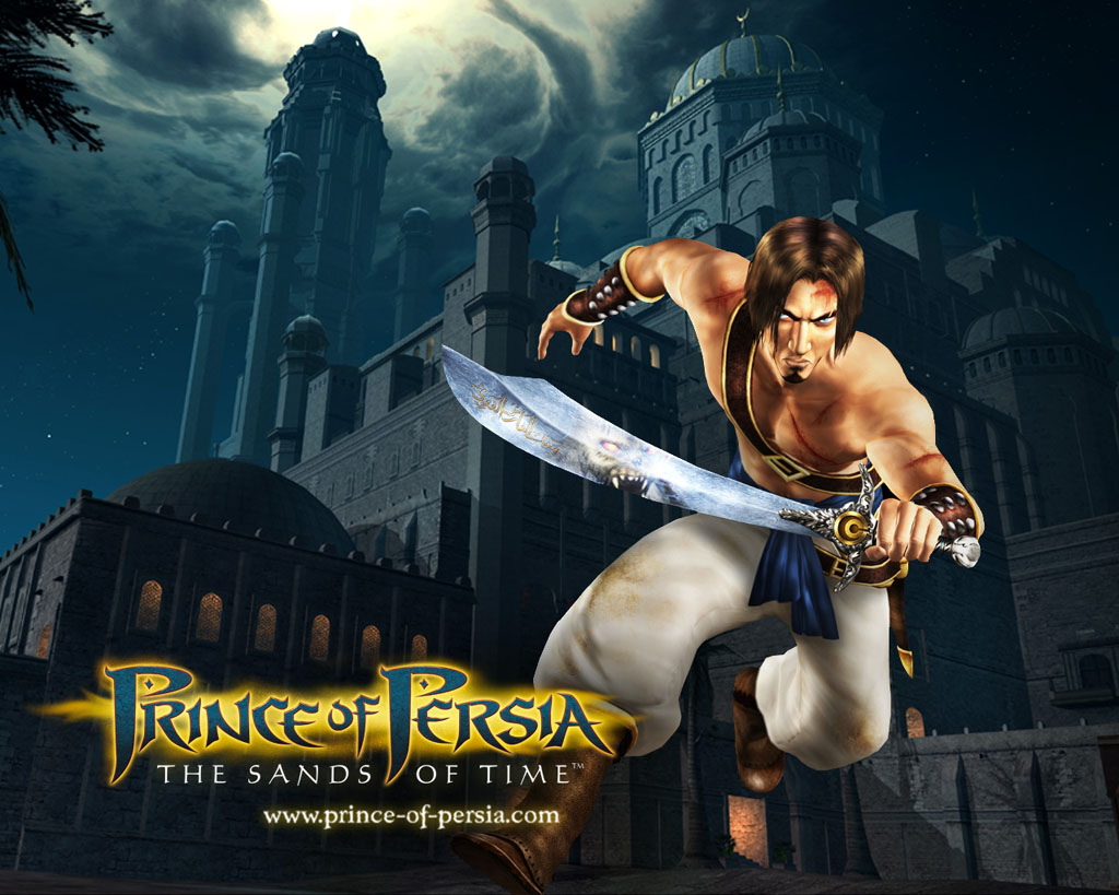 Gratis Download Game PC Prince of Persia the sand of time Full version crack
