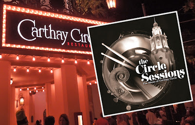 Circle Sessions Carthay restaurant soundtrack iTunes review