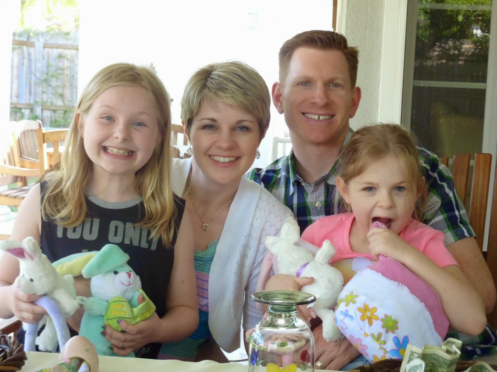 Hailey, Tracie, Josh & Sarah