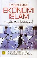 toko buku rahma: buku PRINSIP DASAR EKONOMI ISLAM, pengarang ika yunia fauzia, penerbit kencana
