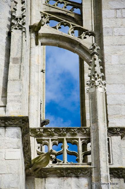 Bretagne - Quimper - cathédrale Saint Corentin