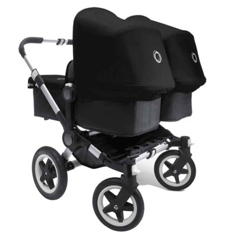 Bugaboo Donkey Twin & Car Seats