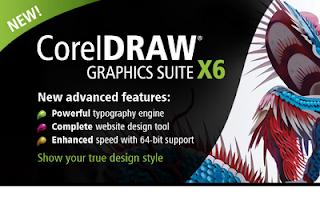 CorelDraw Graphics Suite X6 + Keygen 1
