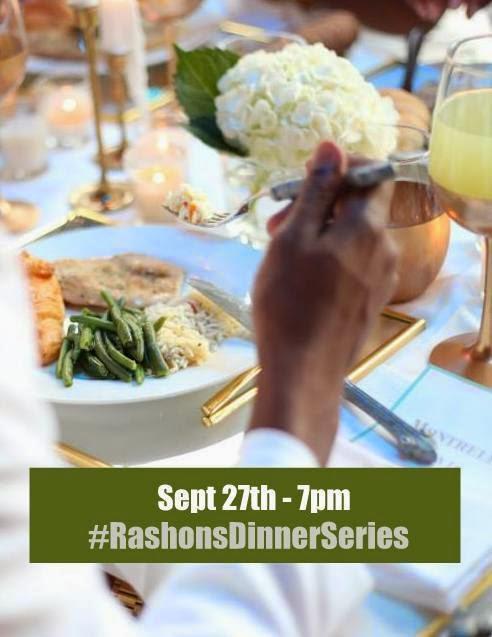 Intimate Dinner Series