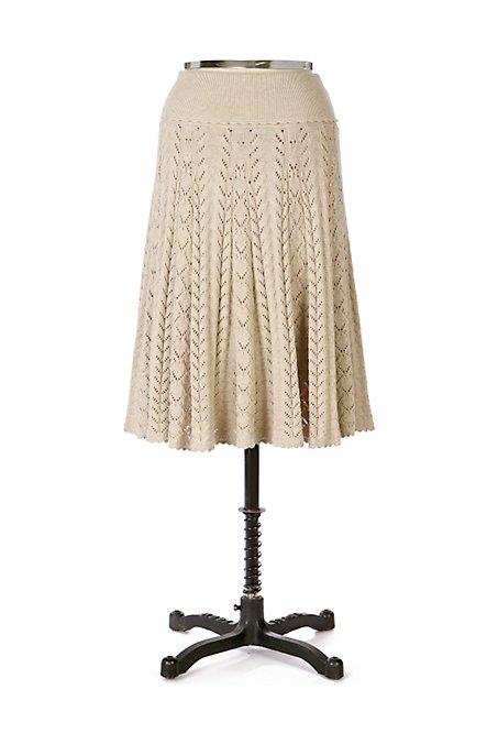 Anthropologie Mountain Lodge Skirt