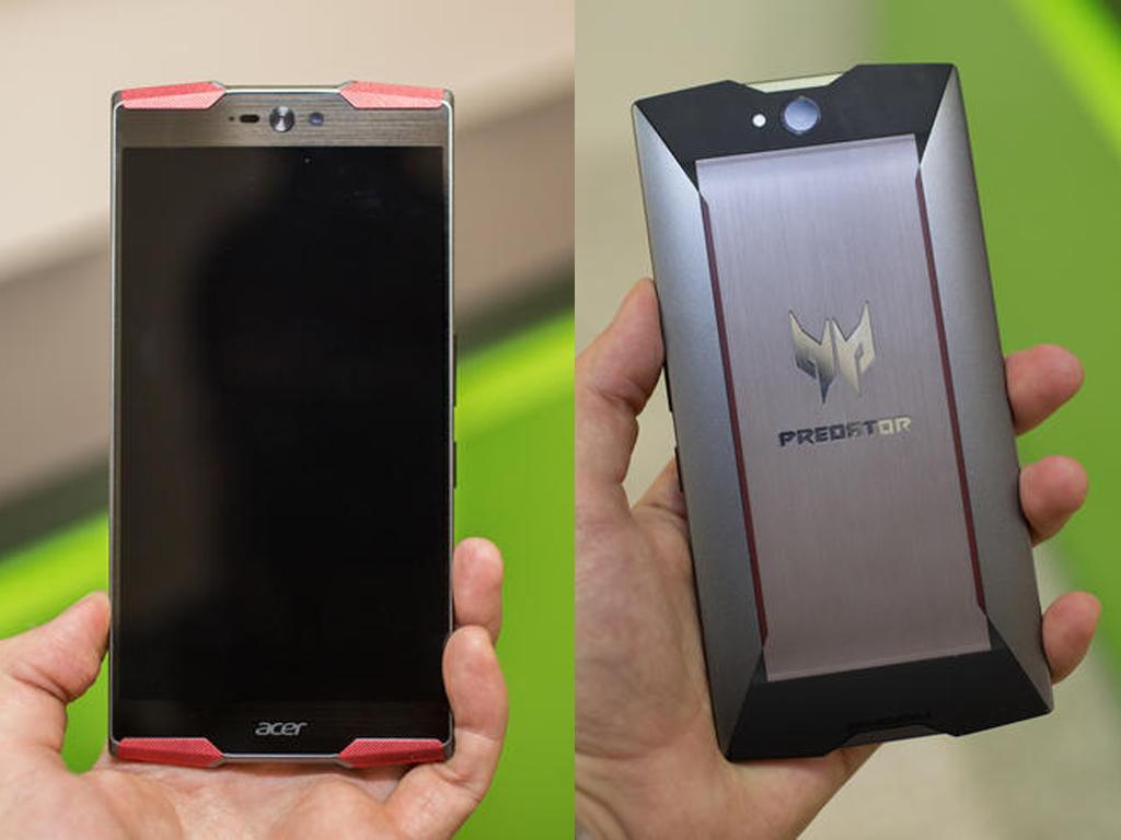 Acer Predator 6 A 10 Core Beast Smartphone Designed For