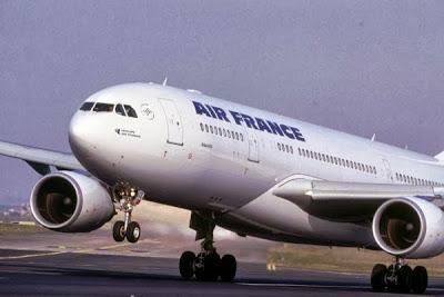 Air France. ZonaAero
