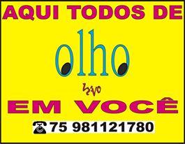 OLHO VIVO- sonorização e audiovisual
