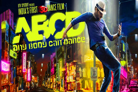 ABCD - Any Body Can Dance songs movie download