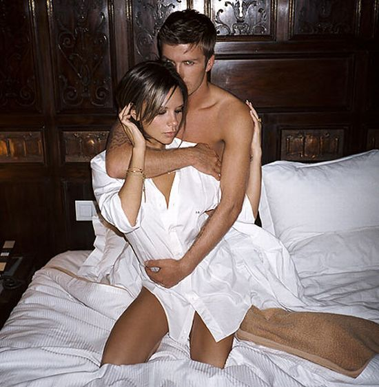 David Victoria Beckham Photo Shoot. david and victoria beckham