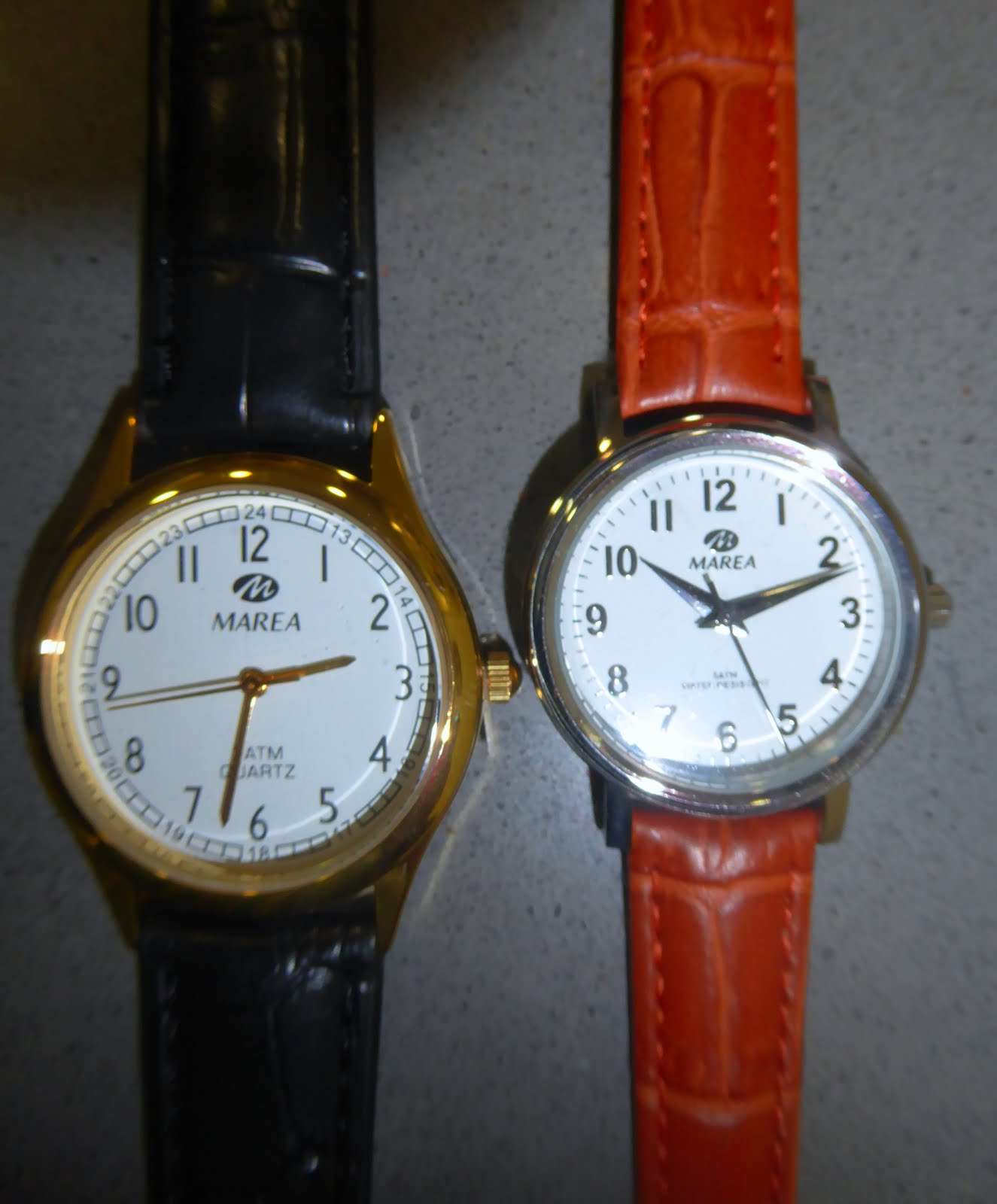 Relojes Marea
