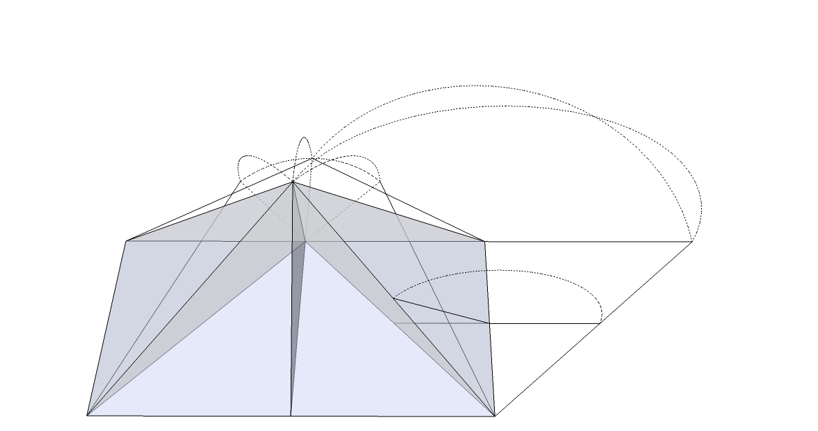 heres a link to the google sketchup file basic roof framing kernel