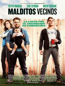 Neighbors (Malditos vecinos) (2014)