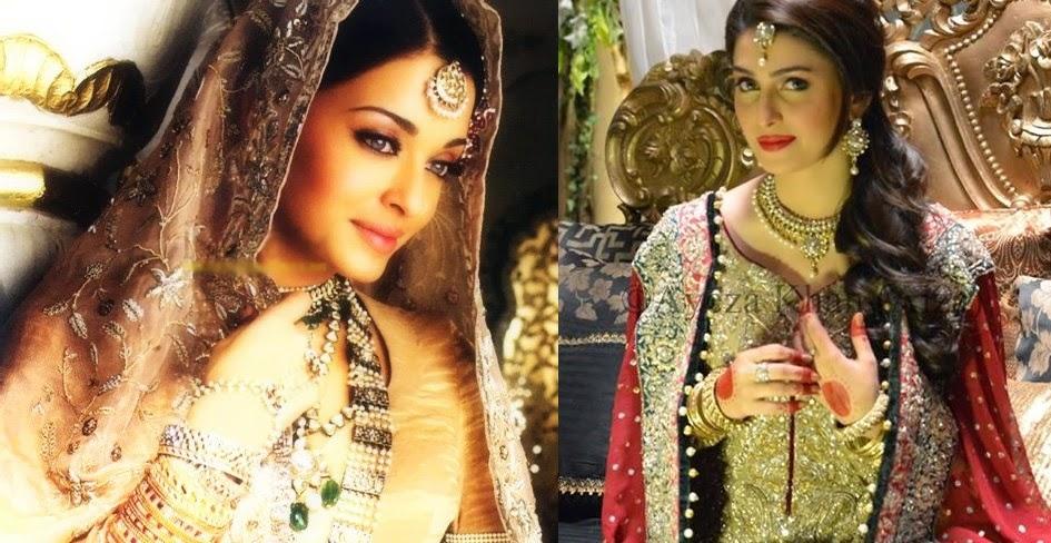 top pakistani celebrities copied international stars