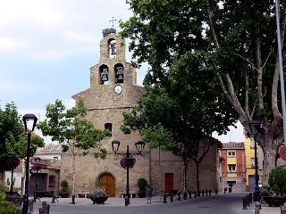 Iglesia de San Cosme y San Damián, en Varea