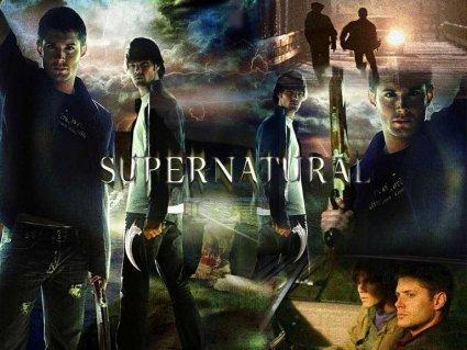 Supernatural: Blind man