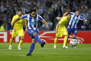 Hasil Porto vs Villarreal