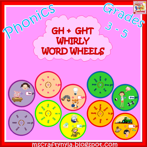 igh and ight words activities