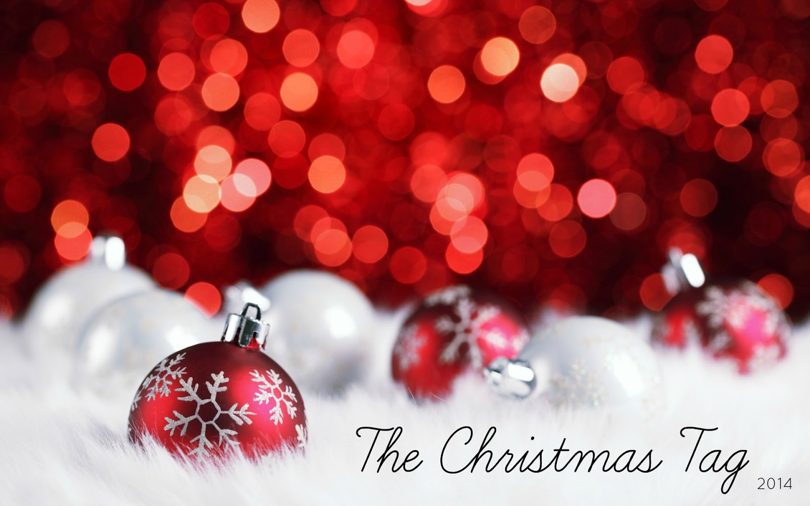The Christmas Tag 2014 | Vanity Fairest