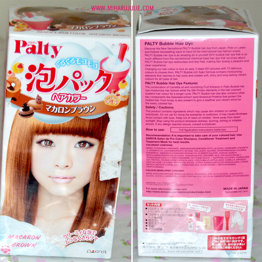 Palty Macaron Brown Review Indonesia Beauty And Travel Blogger