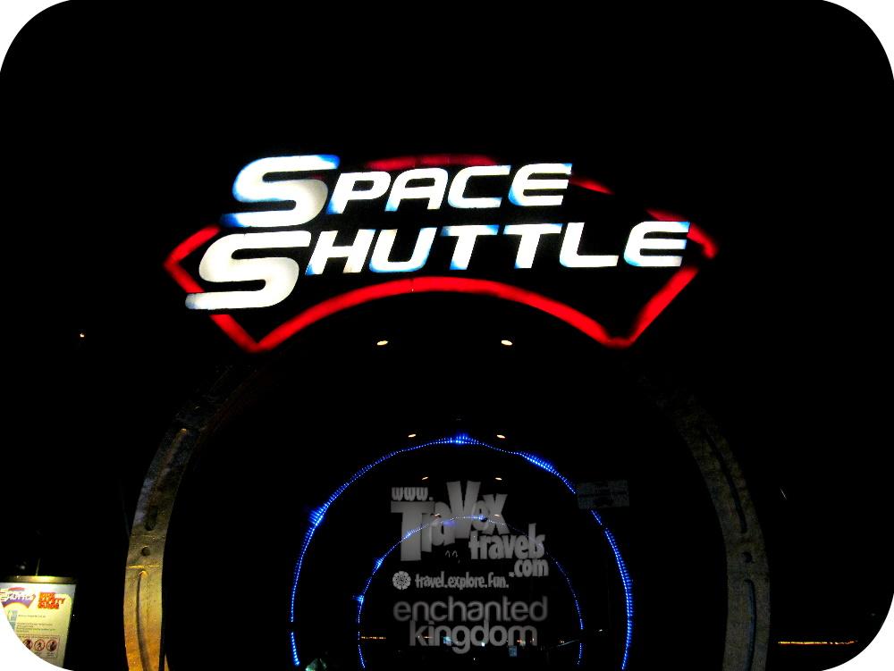 enchanted kingdom space shuttle - photo #47