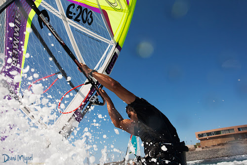 Jose Pons windsurfing Pozo Izquierdo
