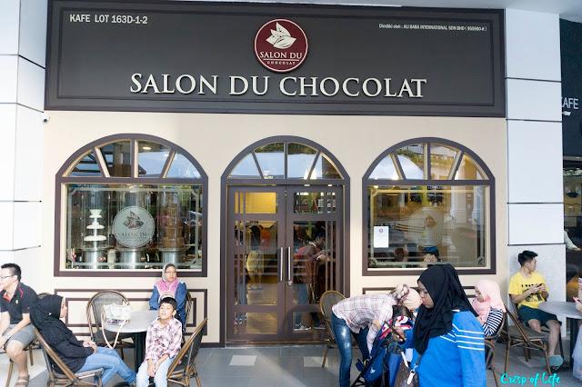 Salon Du Chocolat Gurney Paragon