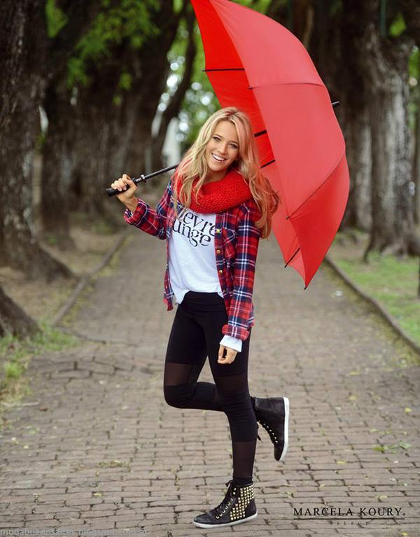 Moda 2014. Marcela Koury Select moda otoño invierno 2014.