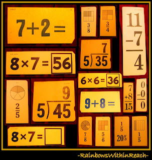 photo of: Number Fun Equations