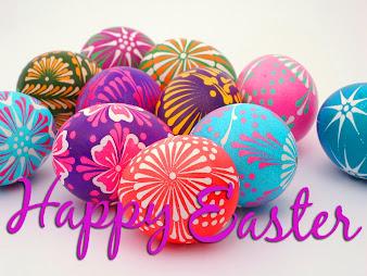 #4 Happy Easter Wallpaper