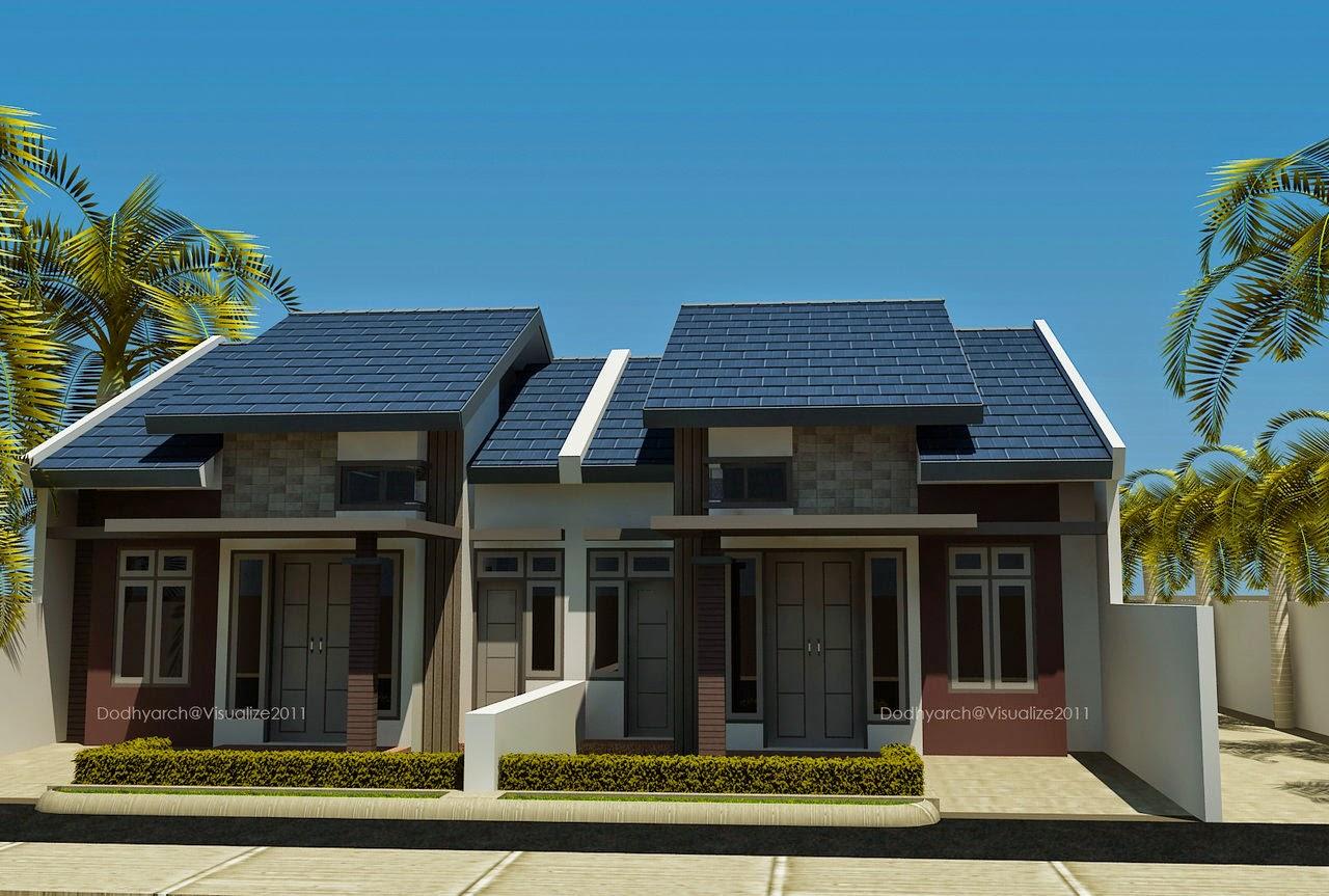 Desain Rumah Minimalis 1 Lantai Type 70 Desain Rumah Minimalis