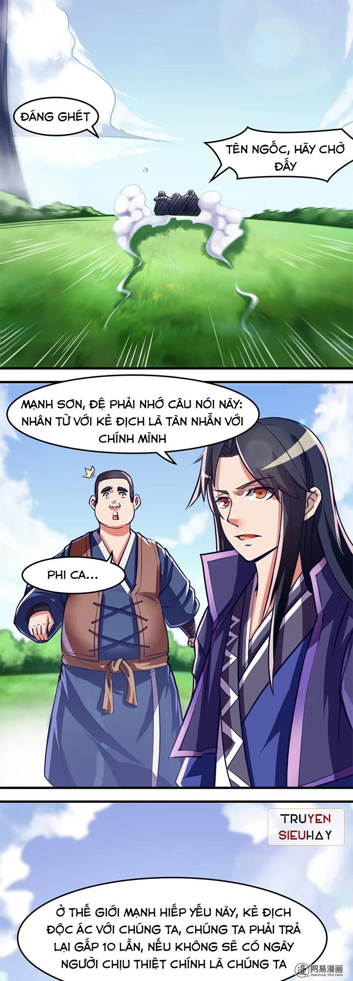 Lâm Phi Truyện - Chap 12
