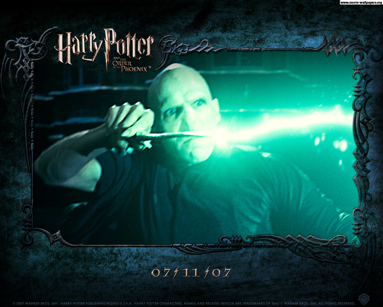 Harry Potter and the Order of the Phoenix - Movies Maniac1280 x 1024