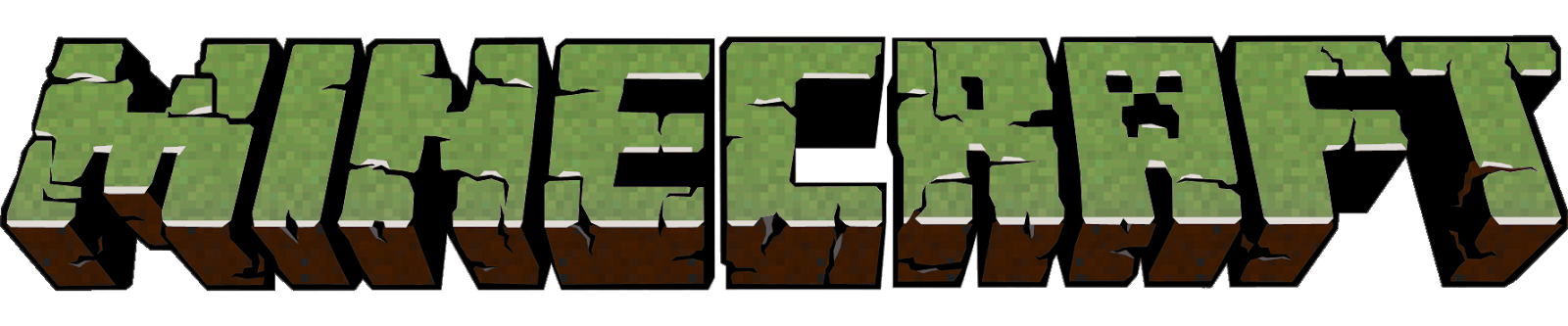 Minecraft Grass text