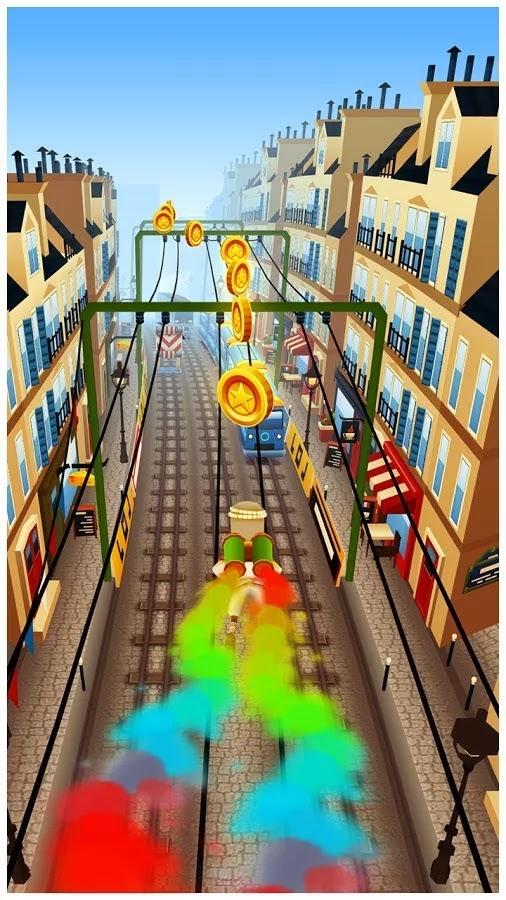 PARIS(new) ~ Download Subway Surfers
