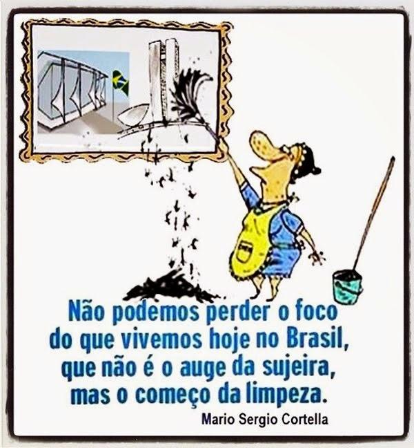 Faxina Brasil!