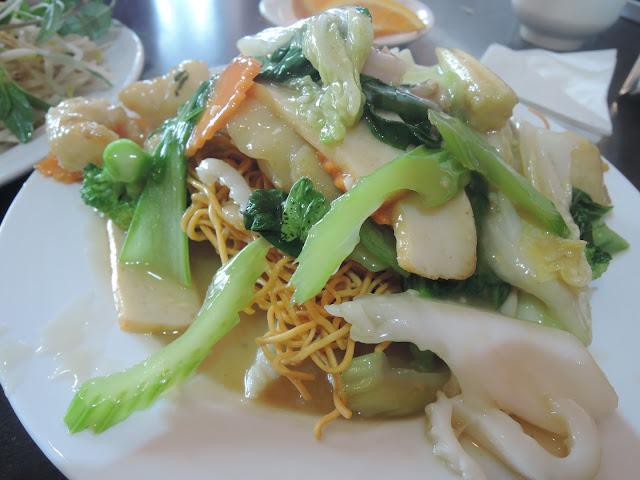 noodles, seafood, vietnamese cuisine, mitcham, pho minh long