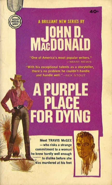 Travis McGee 03 - A Purple Place For Dying - John D. MacDonald