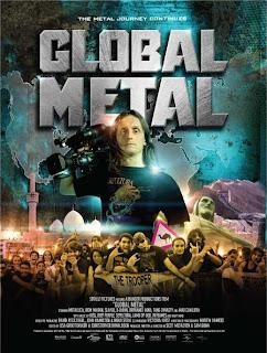 Global Metal: El heavy metal más allá de las fronteras.