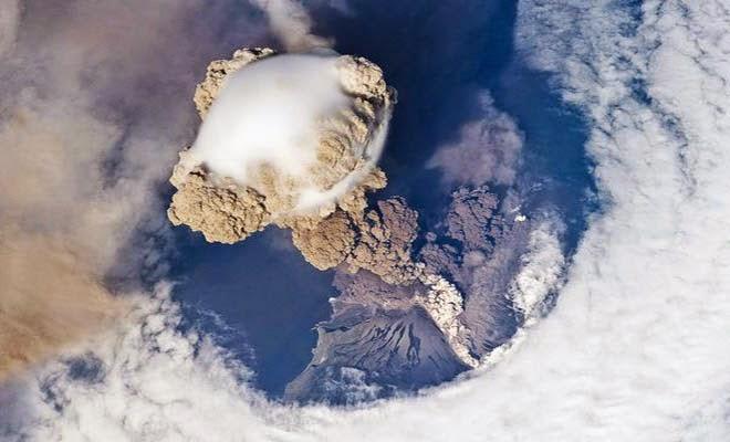 Εντυπωσιακά φυσικά φαινόμενα της Γης όπως φαίνονται από το διάστημα