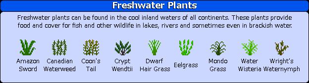 Plant Mega Pack Mod Freshwater
